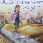 "Justin Hines – ""How We Fly"""