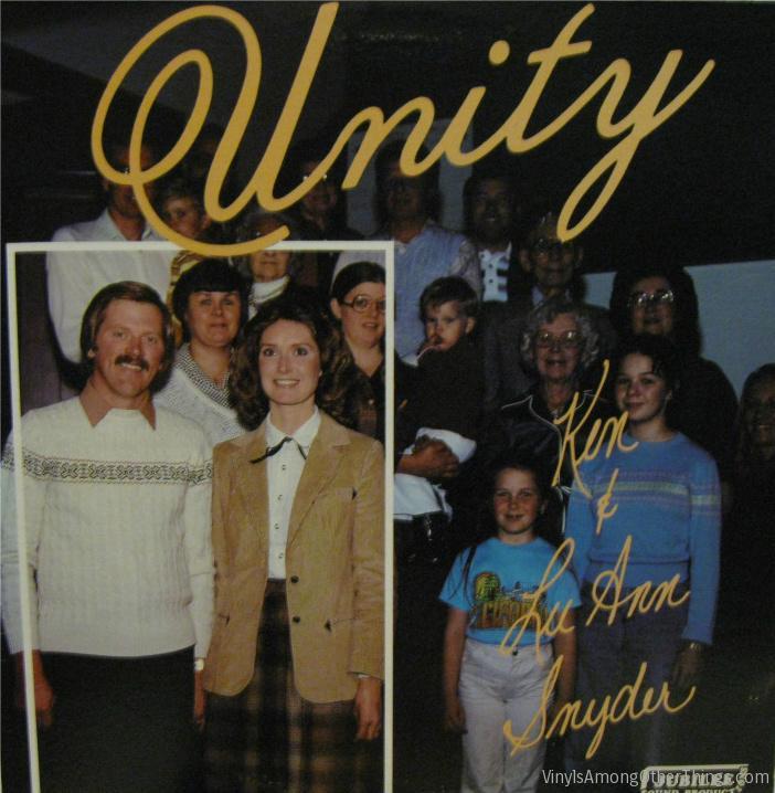 """Ken & LuAnn Snyder – """"Unity"""""""