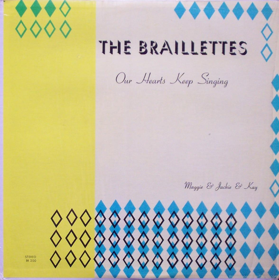 "The Braillettes – ""Our Hearts Keep Singing"""