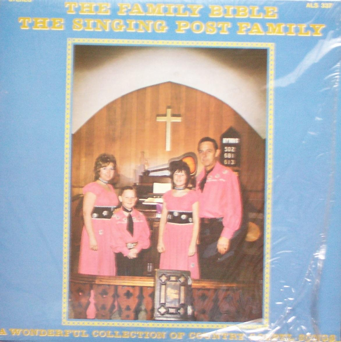 "The Singing Post Family – ""The Family Bible"""