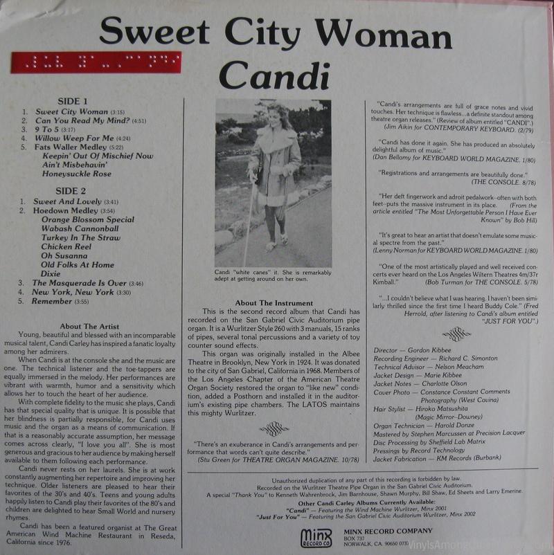 CandiCarleySweetCityWoman