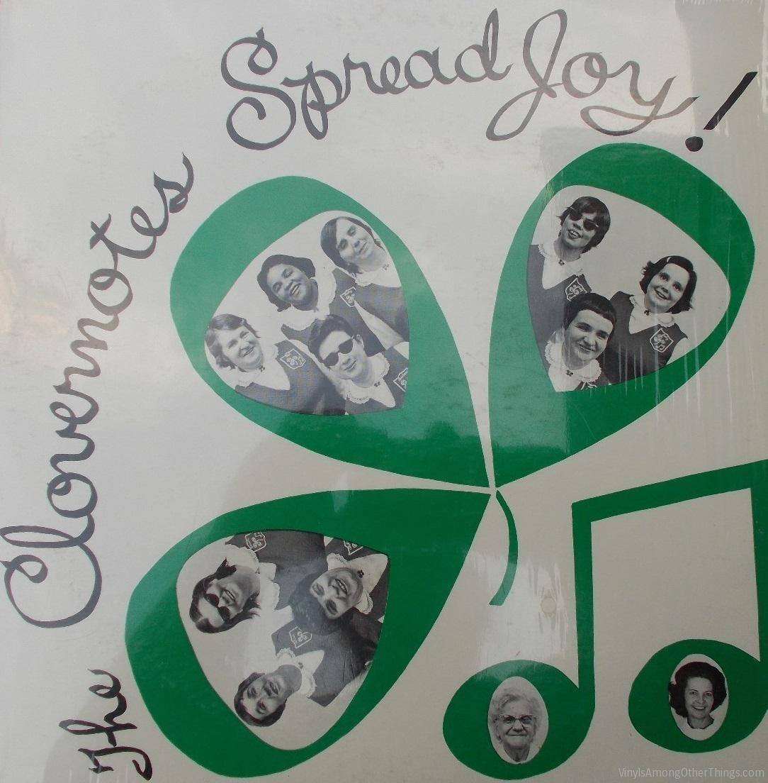 "The Clovernotes – ""Spread Joy!"""