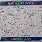 "Northern Lights – ""Tears Are Not Enough / Tears Are Not Enough (Instrumental)"""