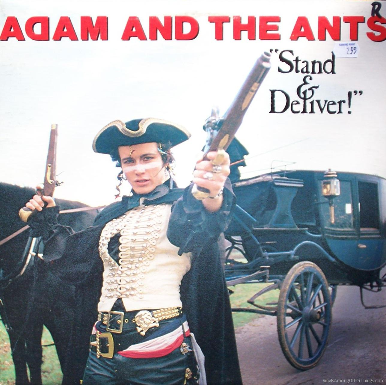 187 Adam And The Ants Stand Amp Deliver