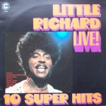 "Little Richard – ""Little Richard Live! 10 Super Hits"""
