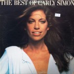 "Carly Simon ‎– ""The Best of Carly Simon"""