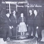 """The Atonement Quartet & """"Big Lew"""" Garrison – """"The Atonement Quartet Featuring """"Big Lew"""" Garrison"""""""