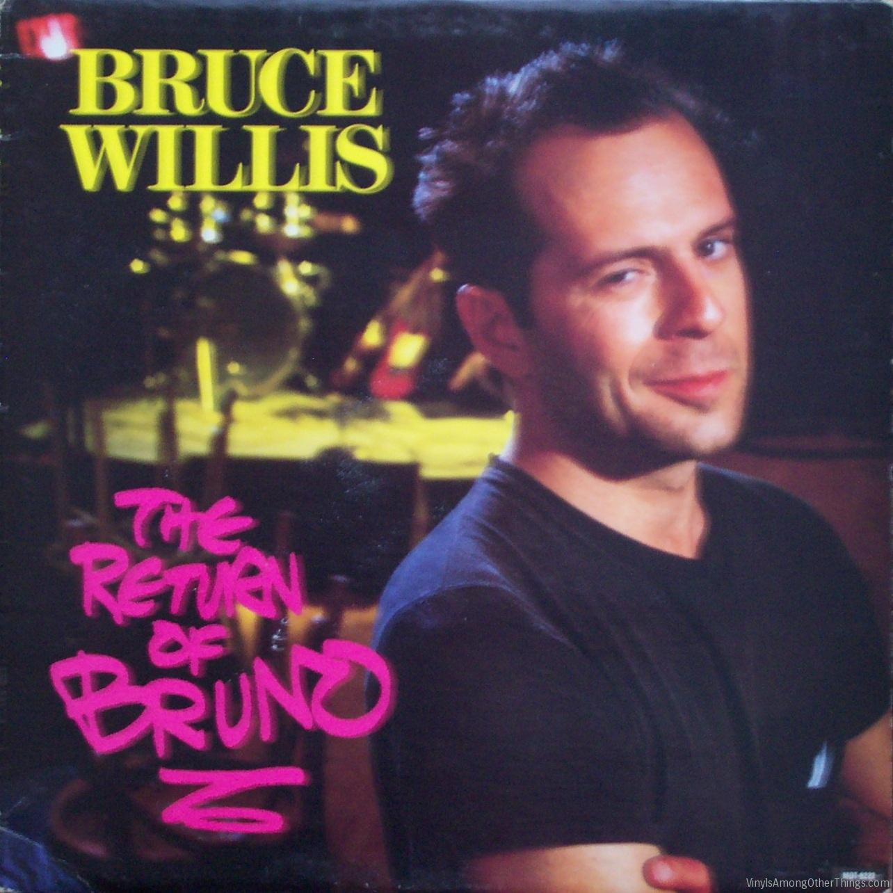 "Bruce Willis – ""The Return of Bruno"""