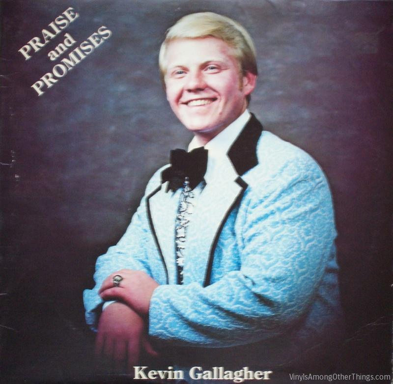 "Kevin Gallagher – ""Praise and Promises"""