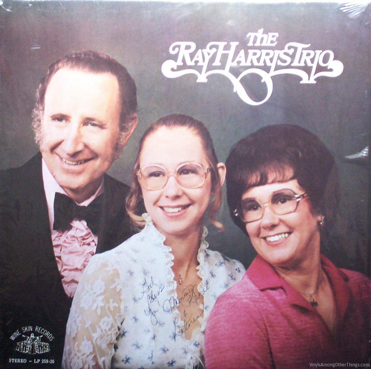 "Ray Harris Trio – ""The Ray Harris Trio"""