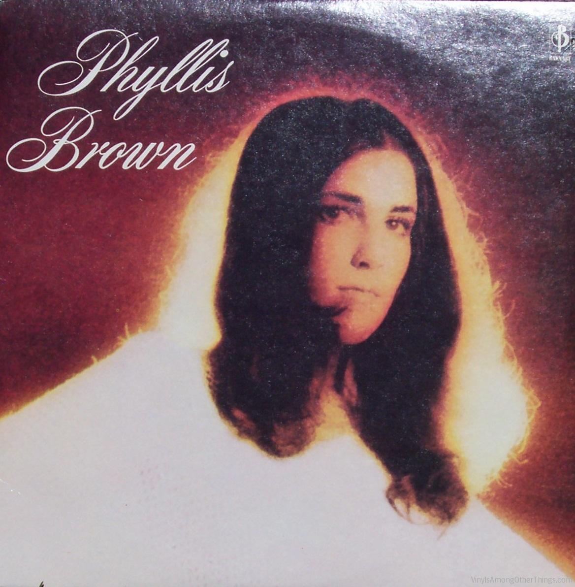 """Phyllis Brown – """"Phyllis Brown"""""""