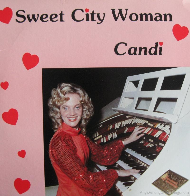 "Candi Carley – ""Sweet City Woman"""