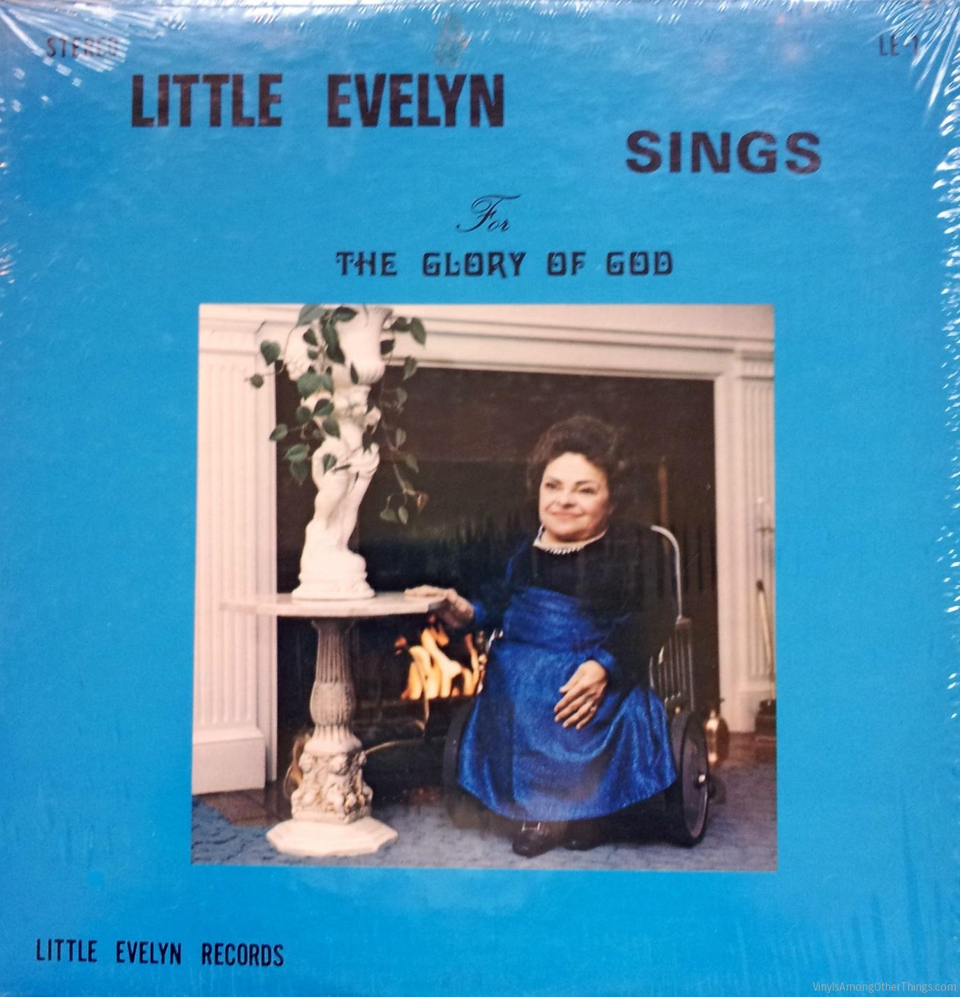 "Little Evelyn – ""Little Evelyn Sings for the Glory of God"""