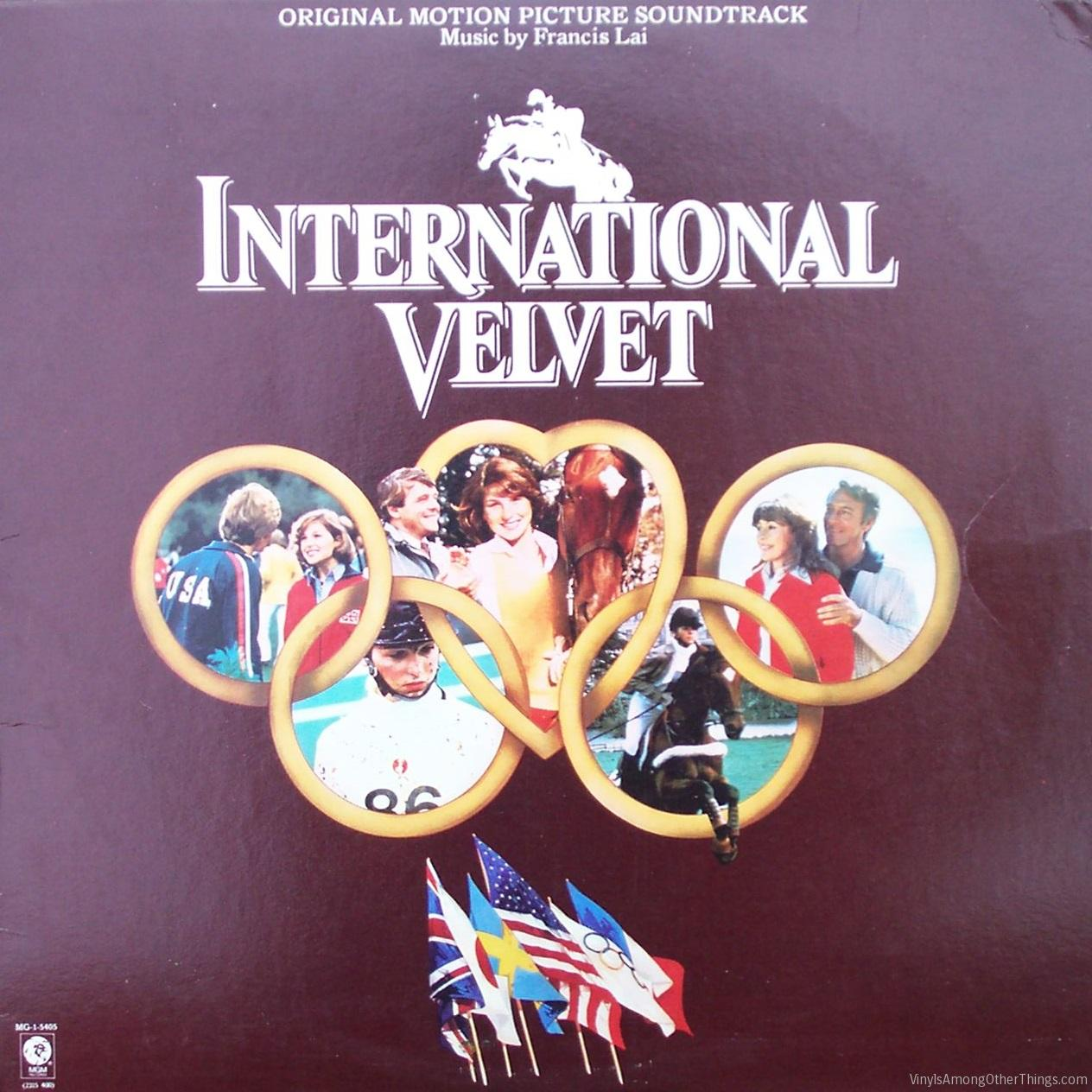 "Francis Lai – ""International Velvet: Original Motion Picture Soundtrack"""
