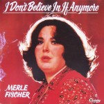 "Merle Fischer – ""I Don't Believe In If Anymore"""