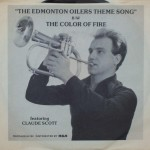 "Claude Scott – ""The Edmonton Oilers Theme Song / The Color of Fire"""