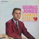 "George Jones – ""Country Heart"""